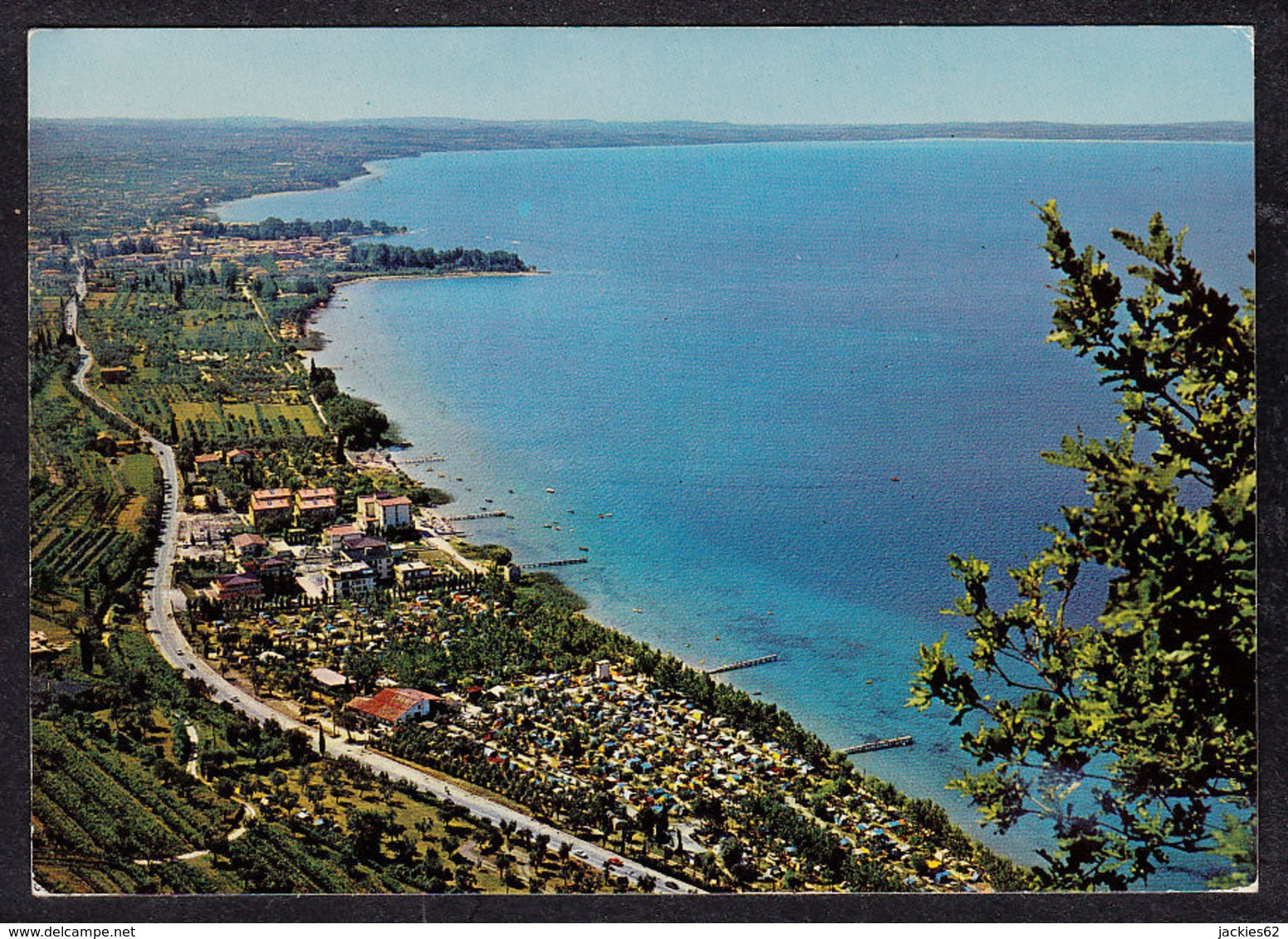 62765/ BARDOLINO, Lago Di Garda, Panorama - Italia