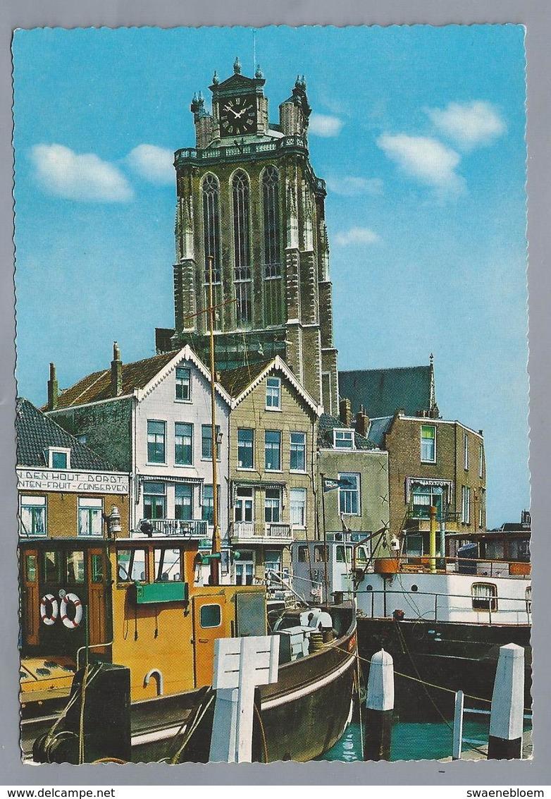 NL.- DORDRECHT. Grote Prot. Kerk. - Dordrecht