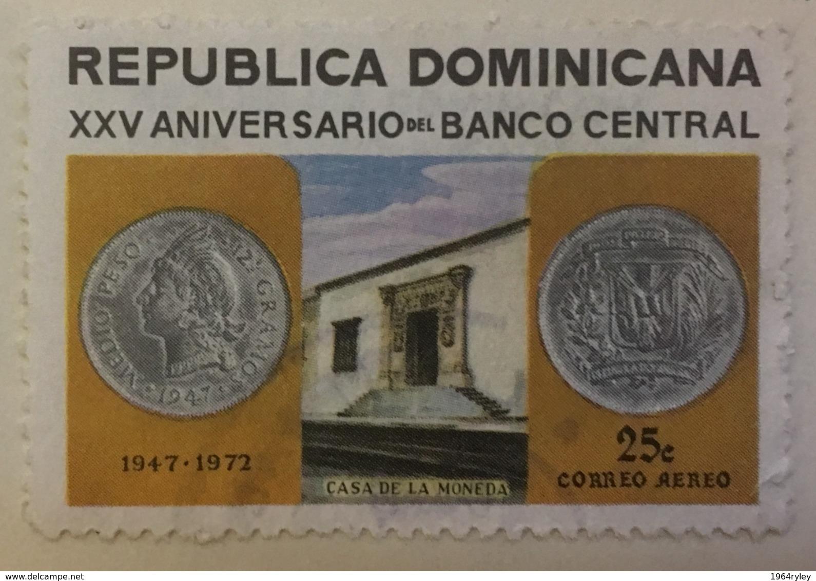 DOMINCAN REPUBLIC - (0) - 1972 - # C 202 - Dominican Republic