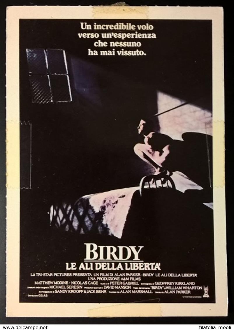 SCHEDA CIAK BIRDY - Cinemania
