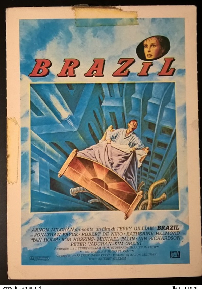 SCHEDA CIAK BRAZIL - Cinemania
