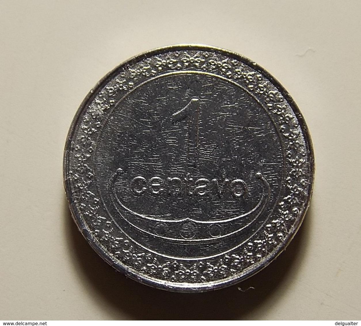 Timor-Leste 1 Centavo 2004 Varnished - Timor