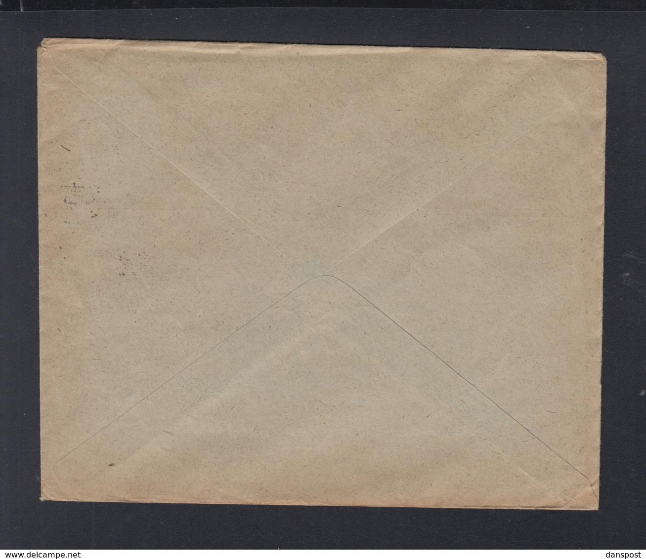 Dt. Reich Polen Poland Brief Fahrradhaus Lauer & Kuske Deutsch-Wartenberg Otyń - Deutschland