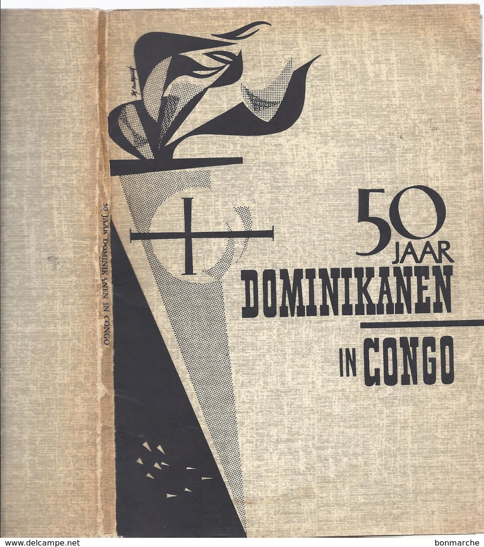 LIQUID. - 3€ !!!!!!! 50 JAAR DOMINIKANEN IN CONGO - UELE GOMBARI TUKU DUNGU NIANGARA KISANTU INGI MAKORO ... - Histoire