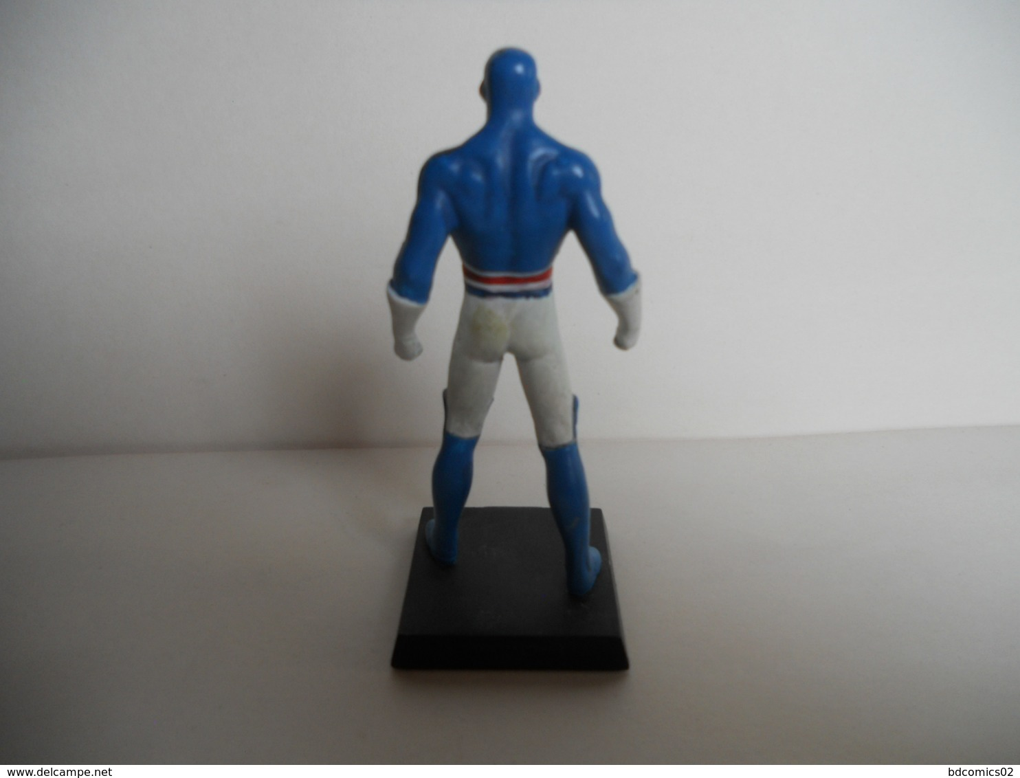 FIGURINE EAGLEMOSS MARVEL CAPTAIN BRITAIN N°21 SANS BOITE ET SANS FASCICULE - Marvel Heroes