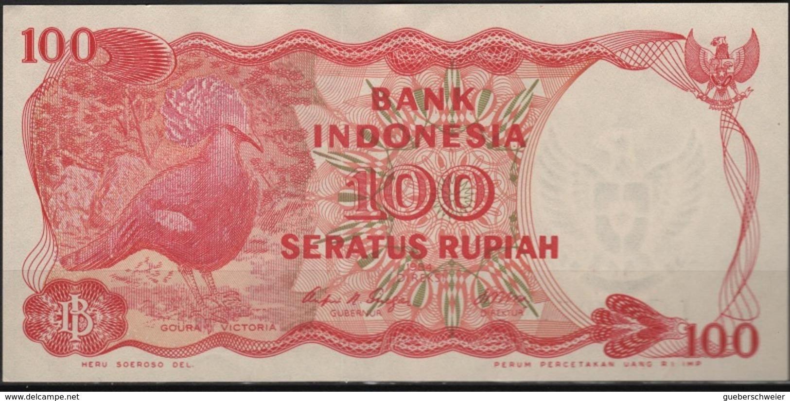 B 51 - INDONESIE Billet De 100 Rupiah état Neuf - Indonésie