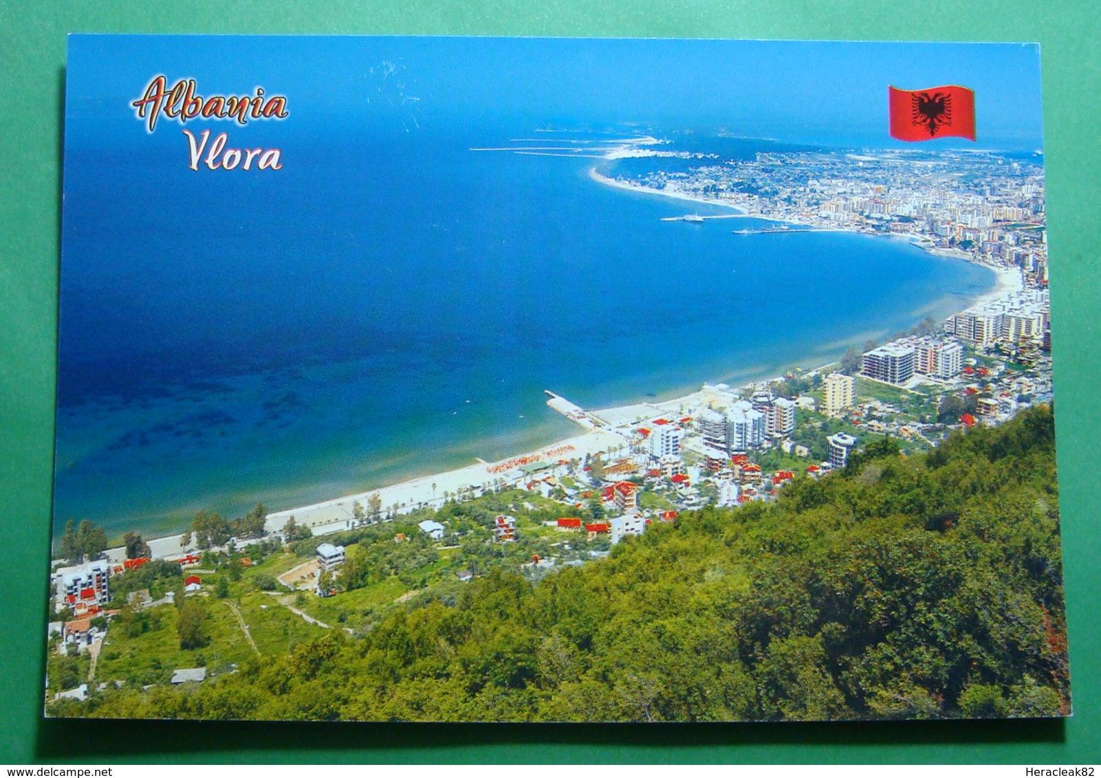 NEW Albania VLORA, Seaside, UNUSED - Albanie