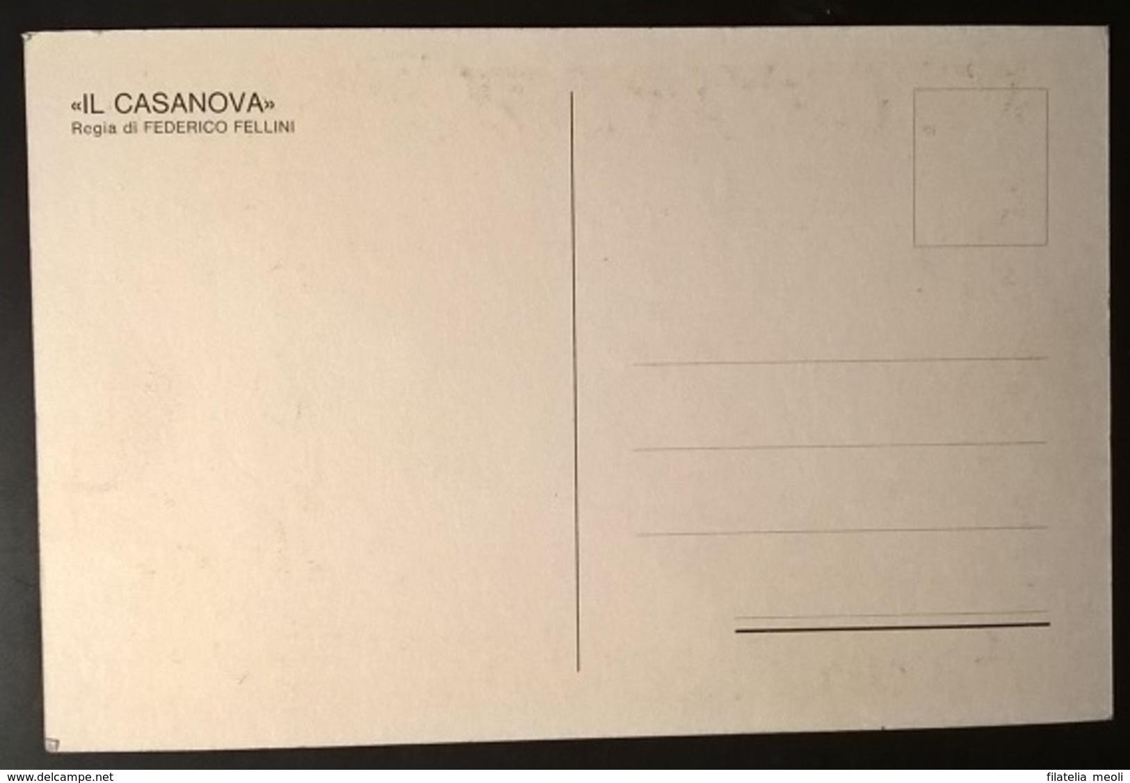 CARTOLINA CASANOVA - Non Classificati