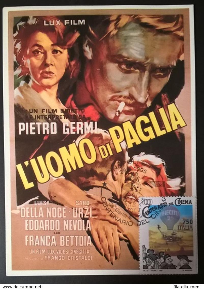 SCHEDA CIAK L'UOMO DI PAGLIA - Cinemania