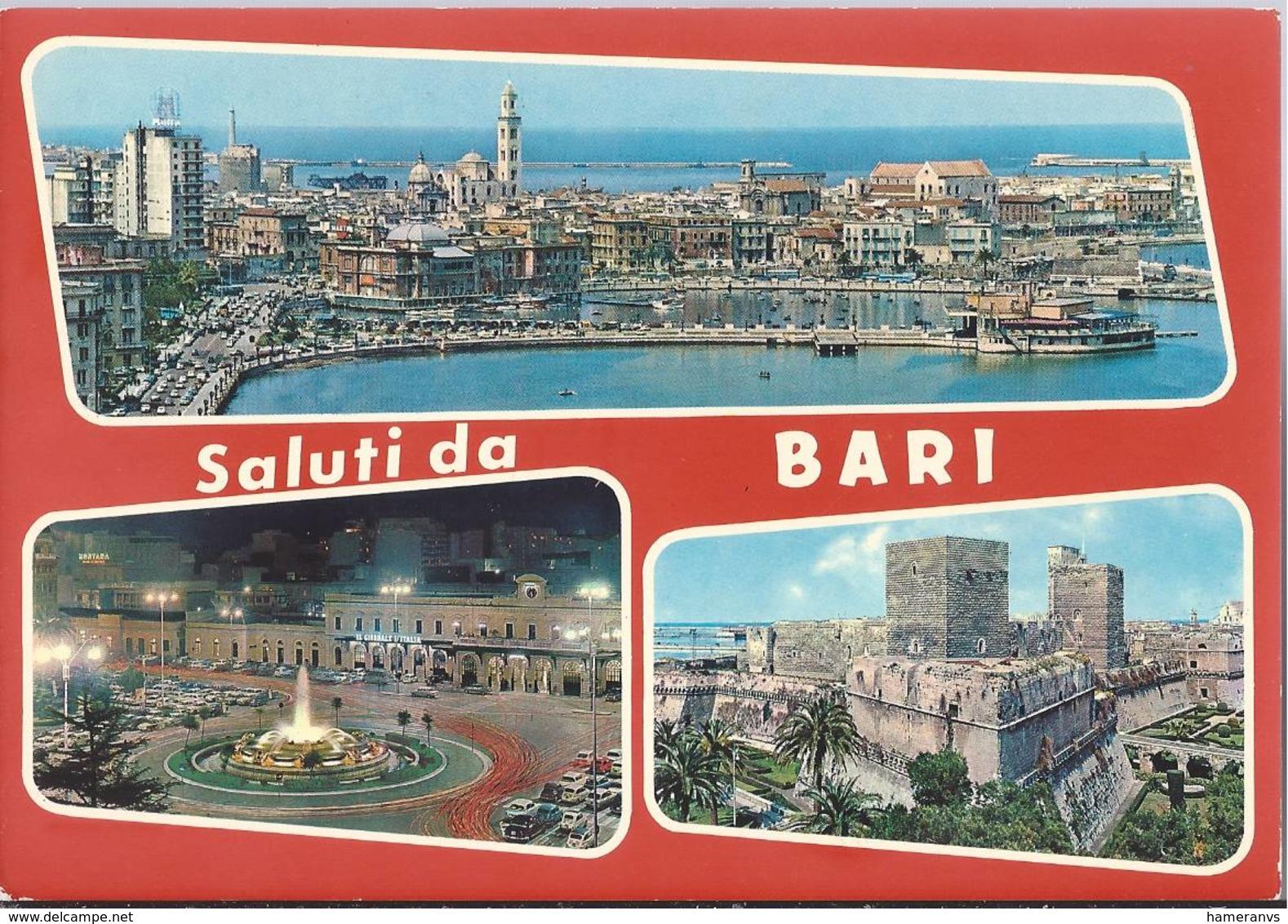 Saluti Da Bari - H5019 - Bari