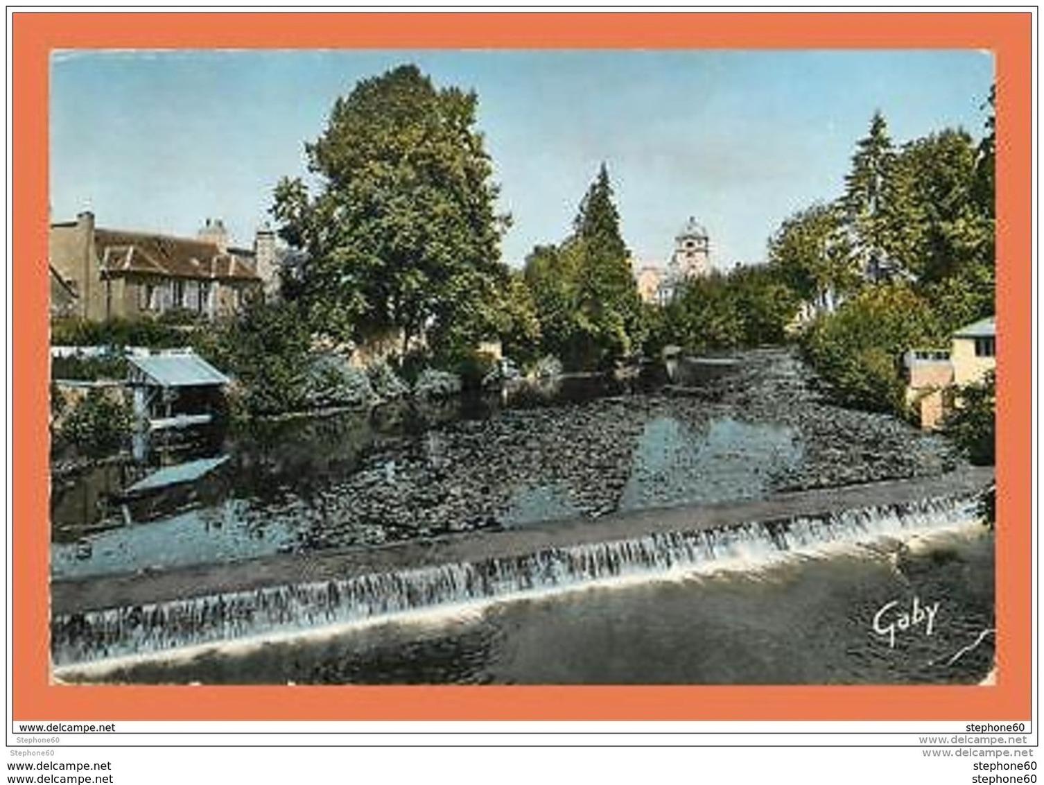 A586 / 247 61 - ALENCON Barrage Sur La Sarthe - France