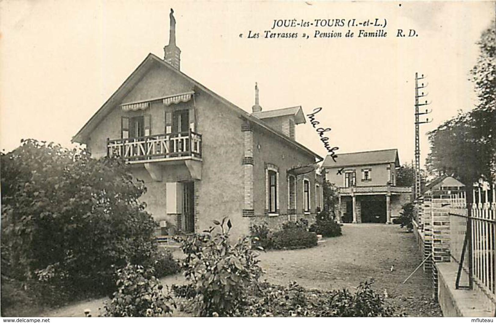 37* JOUE LES TOURS «les Terrasses» Pension                      MA85-0394 - Frankreich