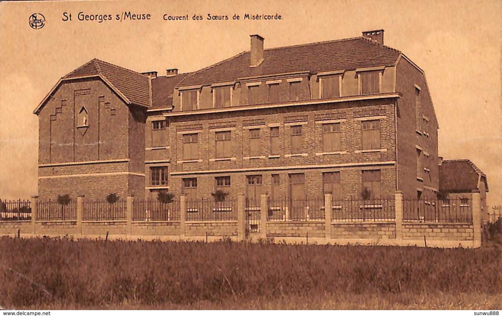 St Georges S/Meuse - Couvent Des Soeurs De Miséricorde (Edit. Micha Frères & Soeurs) - Saint-Georges-sur-Meuse