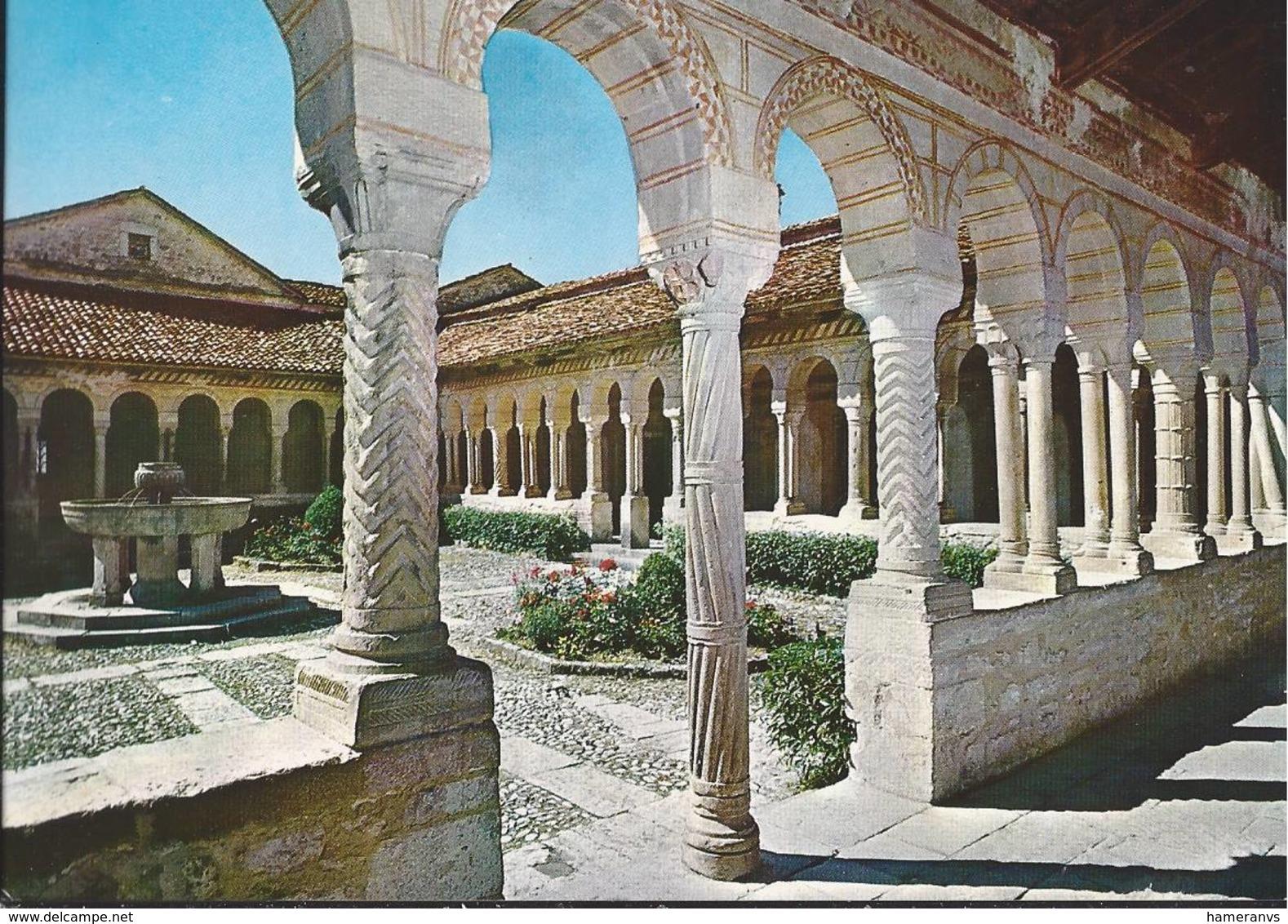 Santa Maria Di Follina - Abbazia Cistercense - Treviso - H5046 - Treviso