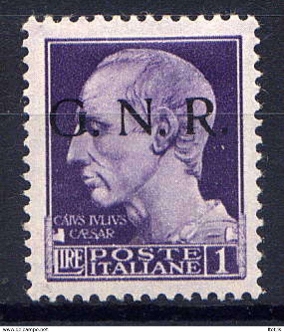 ITALIE/G.N.R - 10* - CESAR - 1944-45 République Sociale