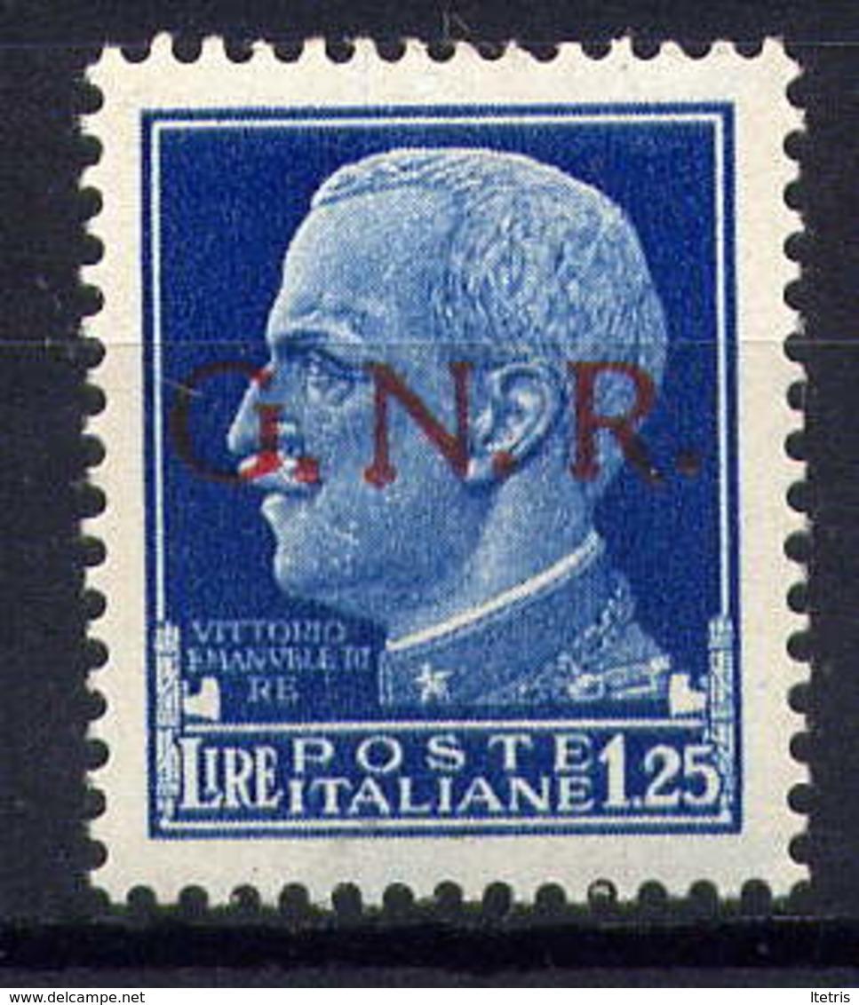 ITALIE/G.N.R - 11* - VICTOR-EMMANUEL III - 1944-45 République Sociale