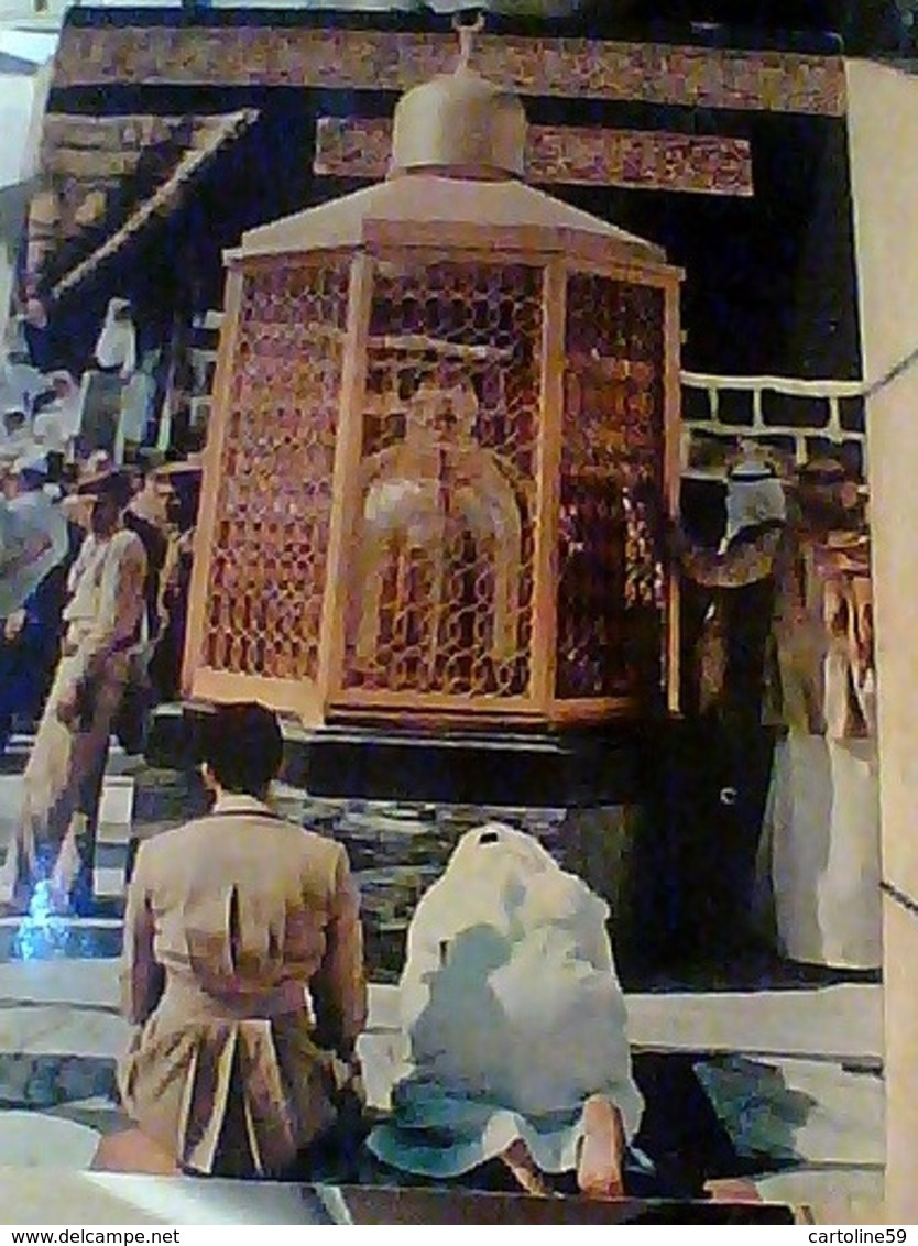 Saudi Arabia The Sacred Site Of Prophet Ibrahim Maqam E Ibrahim Ka'aba Mecca Islamic VB1979 HA7775 - Arabia Saudita