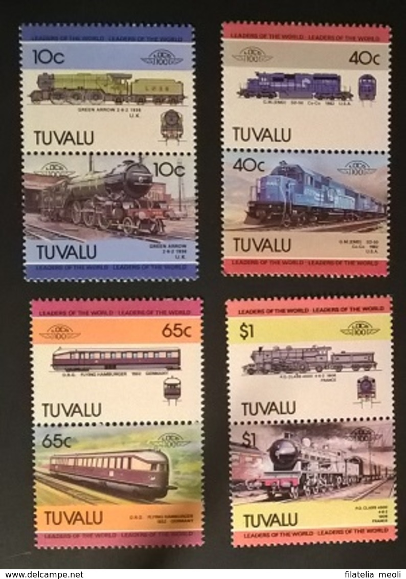 TUVALU TRENI - Tuvalu