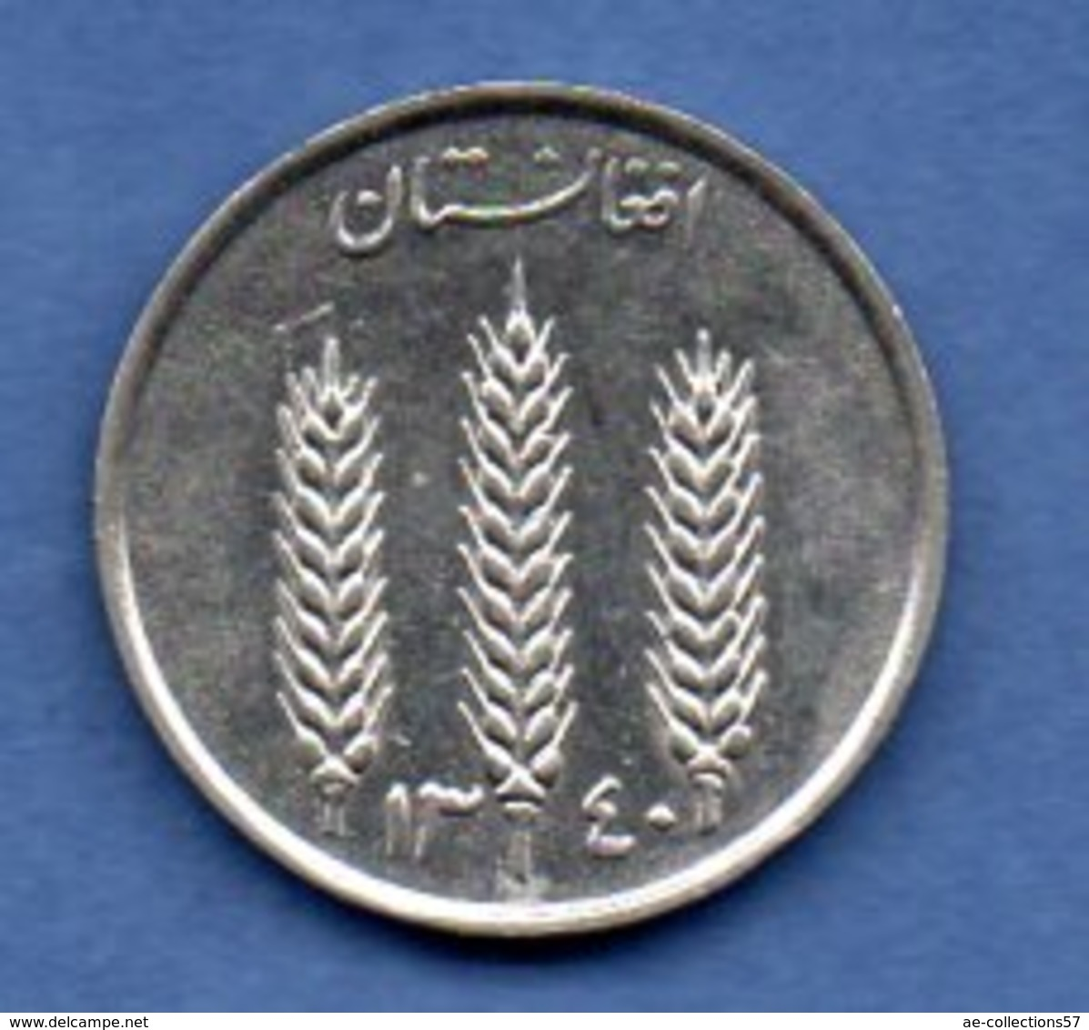 Afghanistan  - Lot De 3 Monnaies - Afghanistan