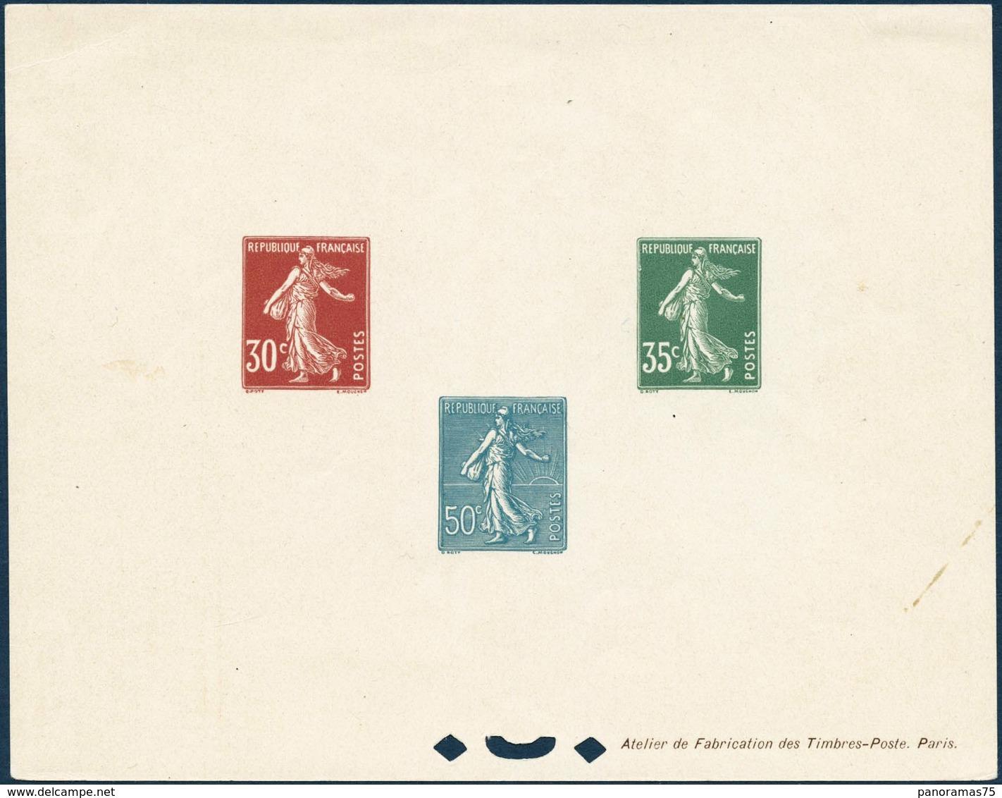 EP N°360/1/2 épreuve Collective (cote Maury) - TB - Francia