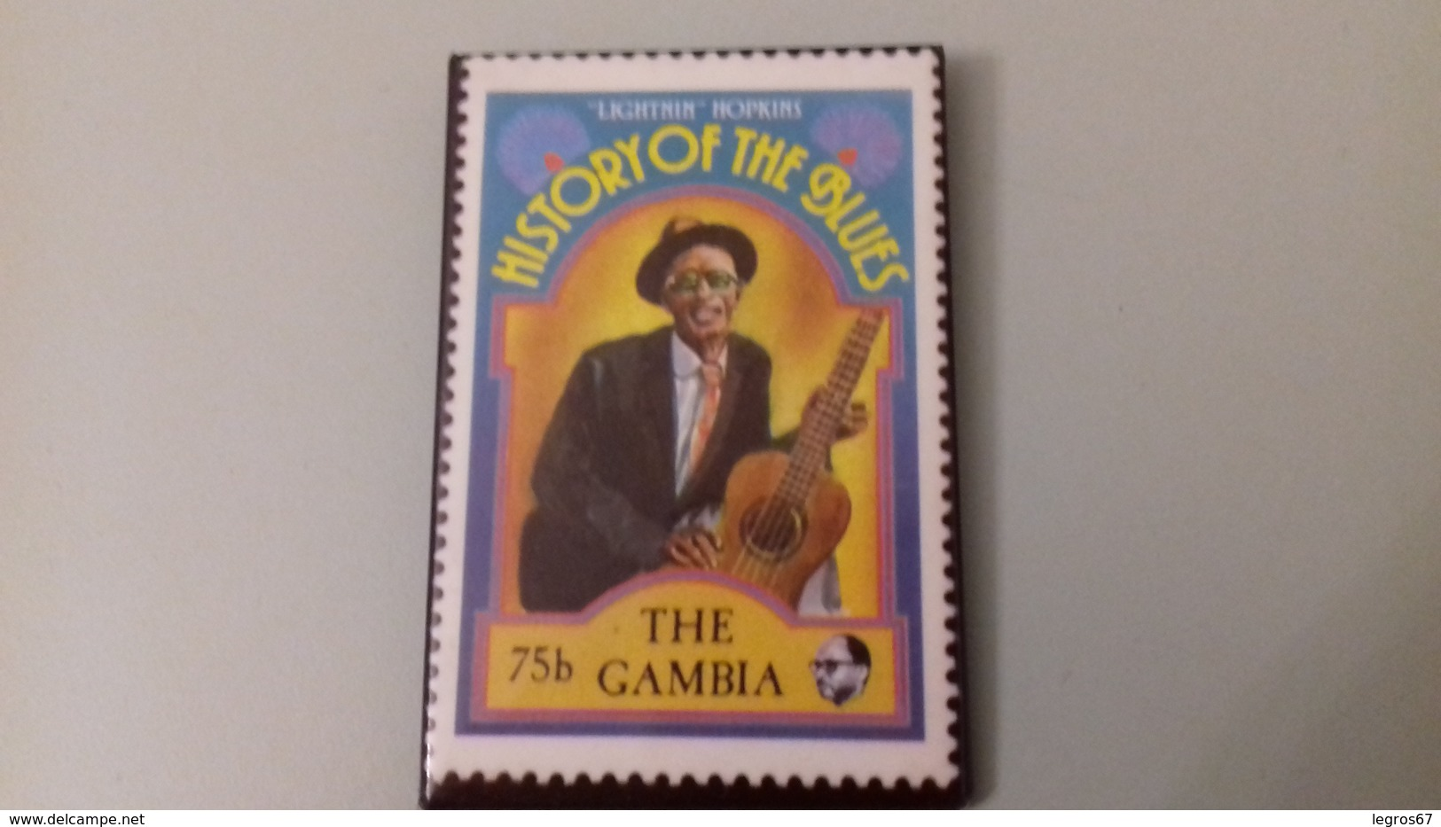 MAGNET THE GAMBIA - Tourisme