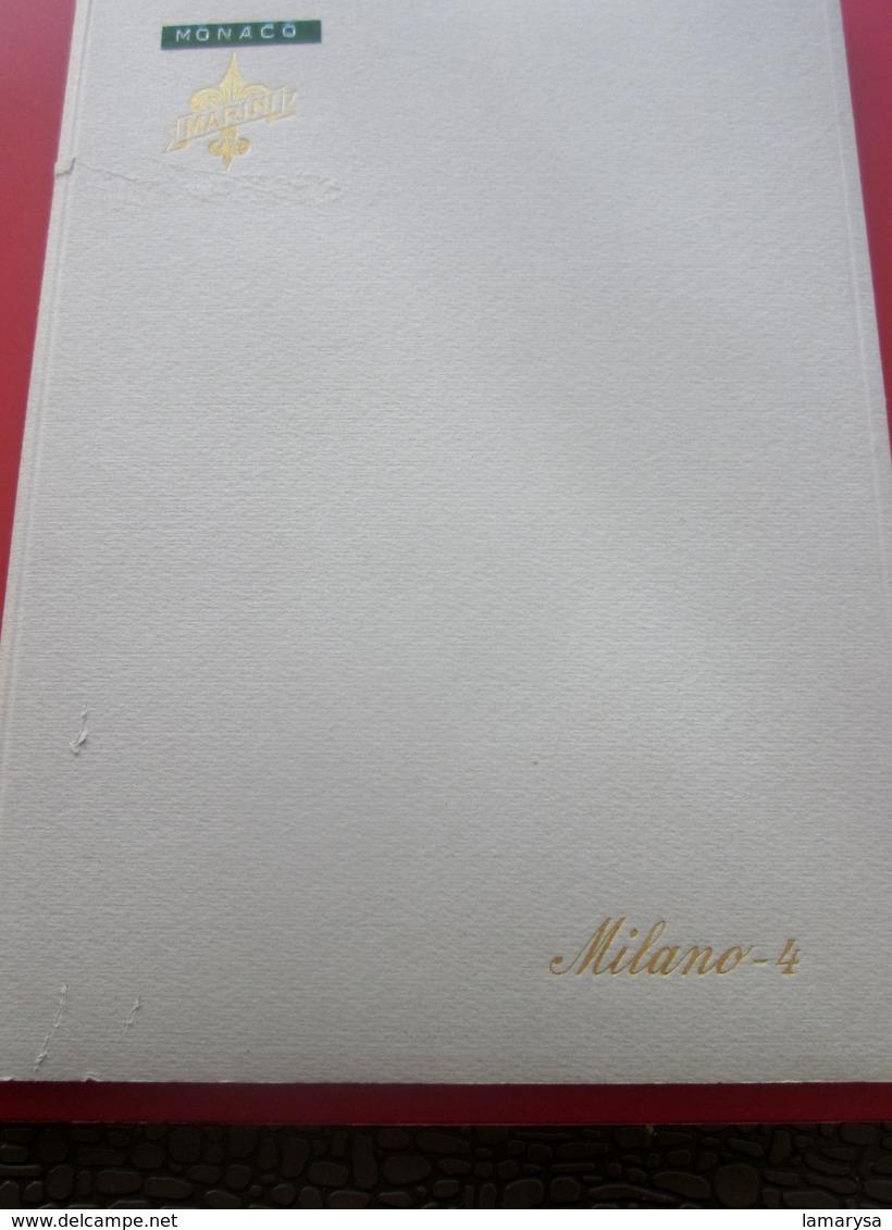 MONACO Lot De 81 Timbres En Neuf ** MNH Dans Album Pochette Bandes  Marini Belle Cote Générale Faire Défiler Les Scanns - Monaco