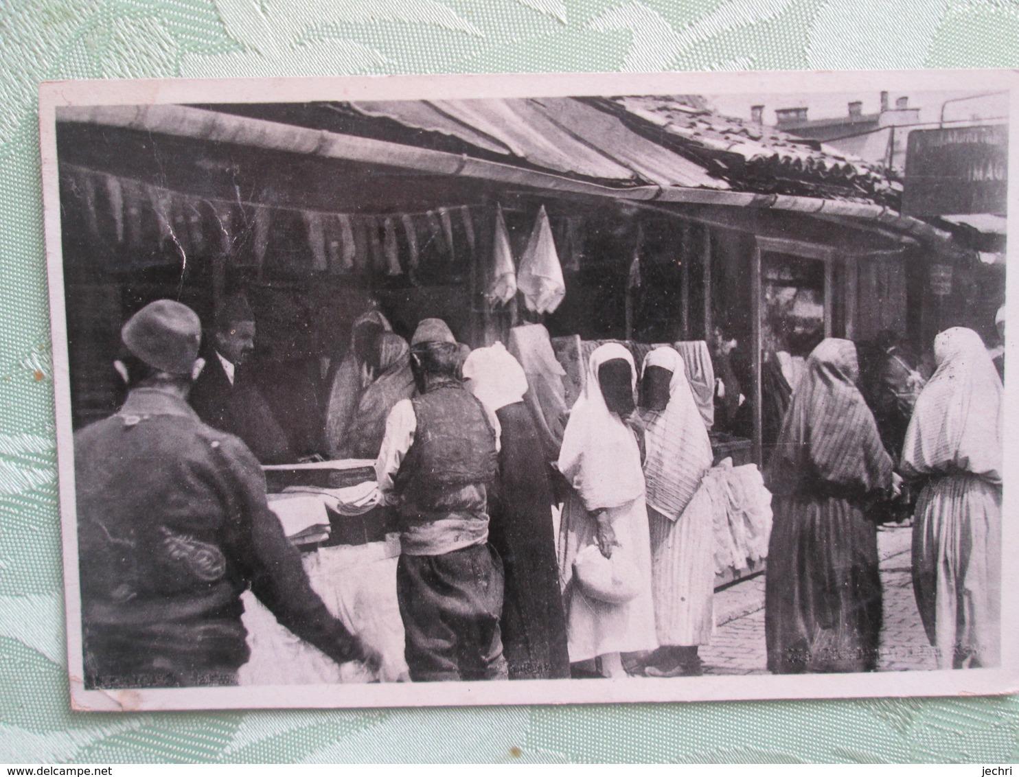 Bosnie . Sarajevo . Die Turkinnen Beim Kauf - Bosnie-Herzegovine