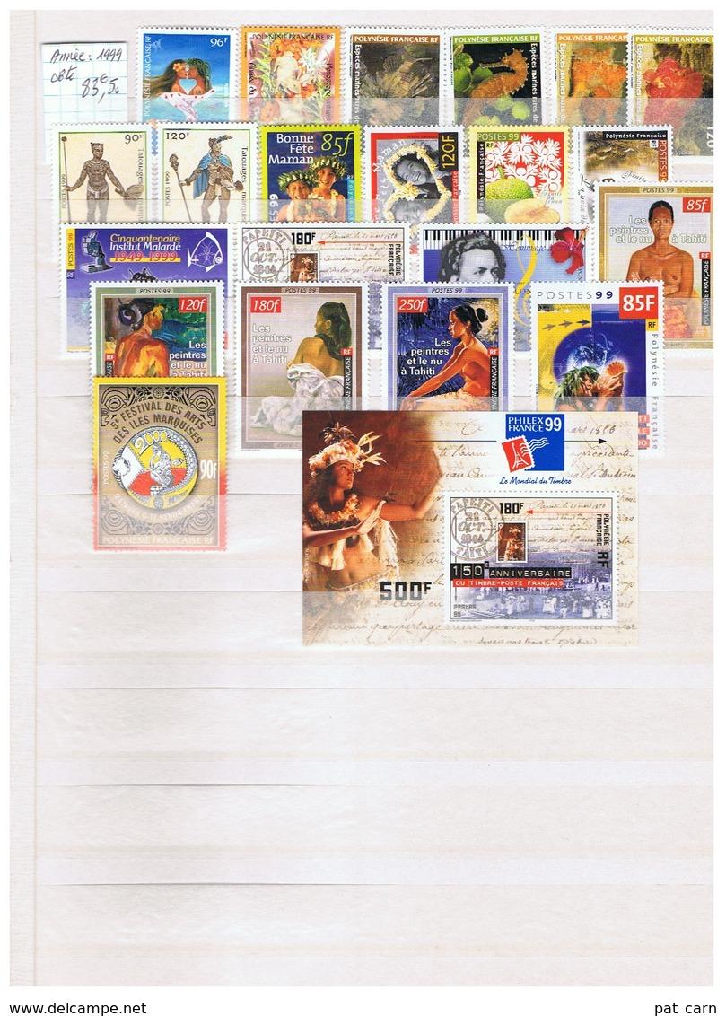Année 1999 Neuve N** Près De 85€ De Cote - Collections, Lots & Séries