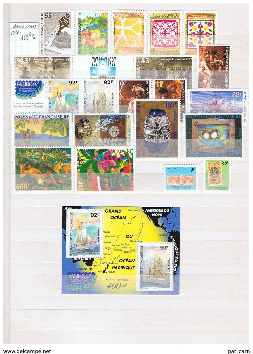 Année 1997 Neuve N** Près De 130€ De Cote - Collections, Lots & Séries