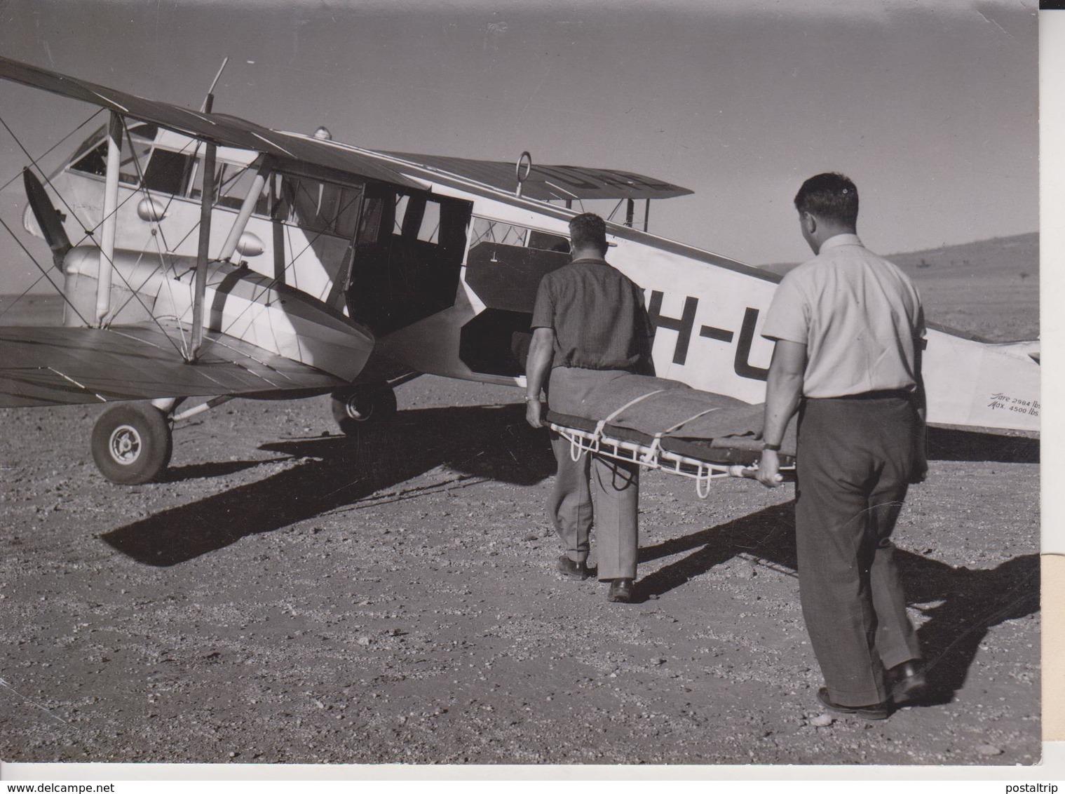 De Havilland DH    15 * 11  Cm - Aviación