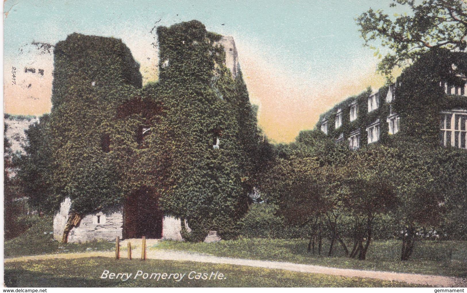 BERRY POMEROY CASTLE - Other