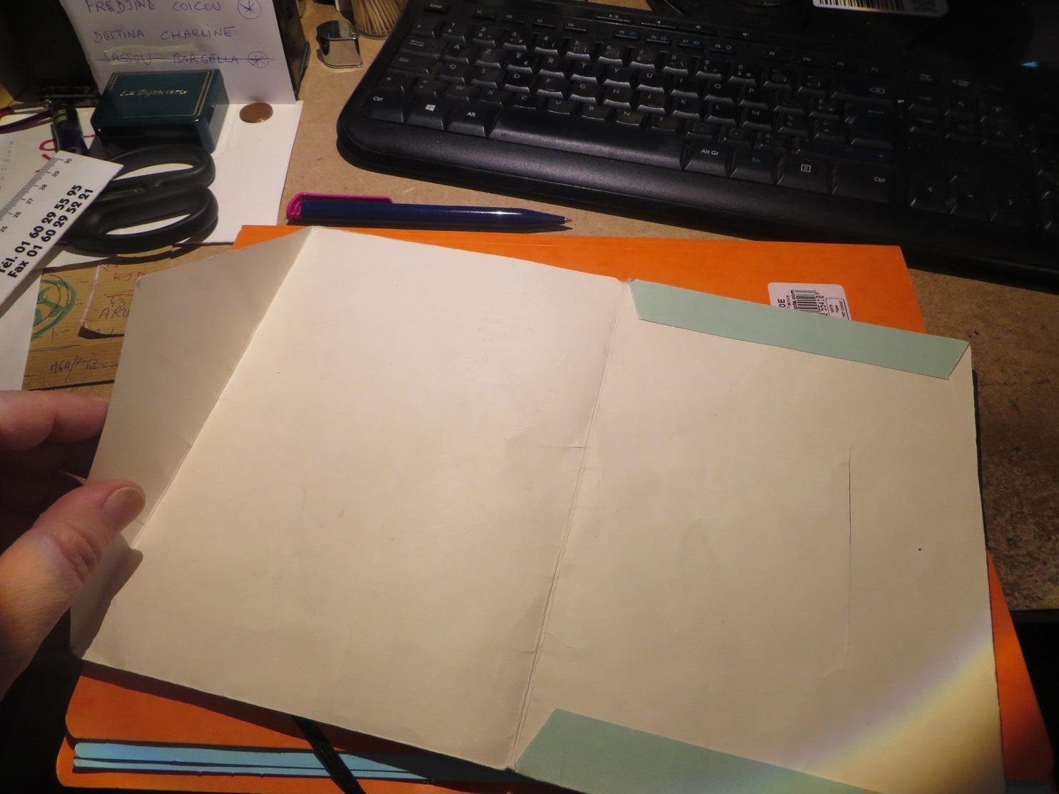 GERMAINE BOURET ,une Genre D'envellope - Old Paper