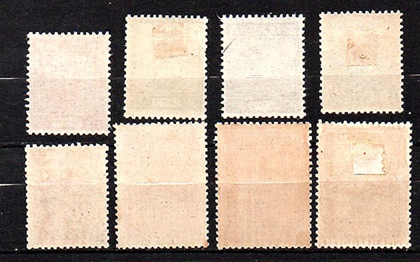 1943 Japanese Occupation Java Complete Set MNH/MH (233) - Nederlands-Indië