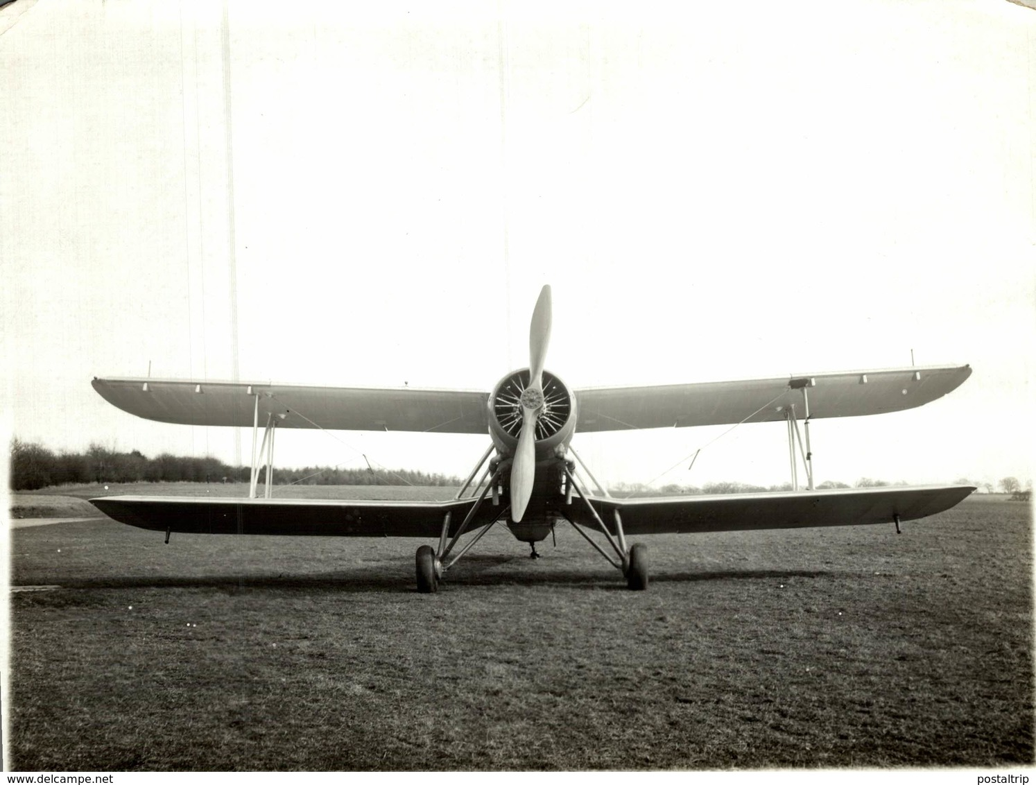 AW 19    Armstrong Whitworth  21 * 16 Cm Armstrong Whitworth British Great Britain - Aviación