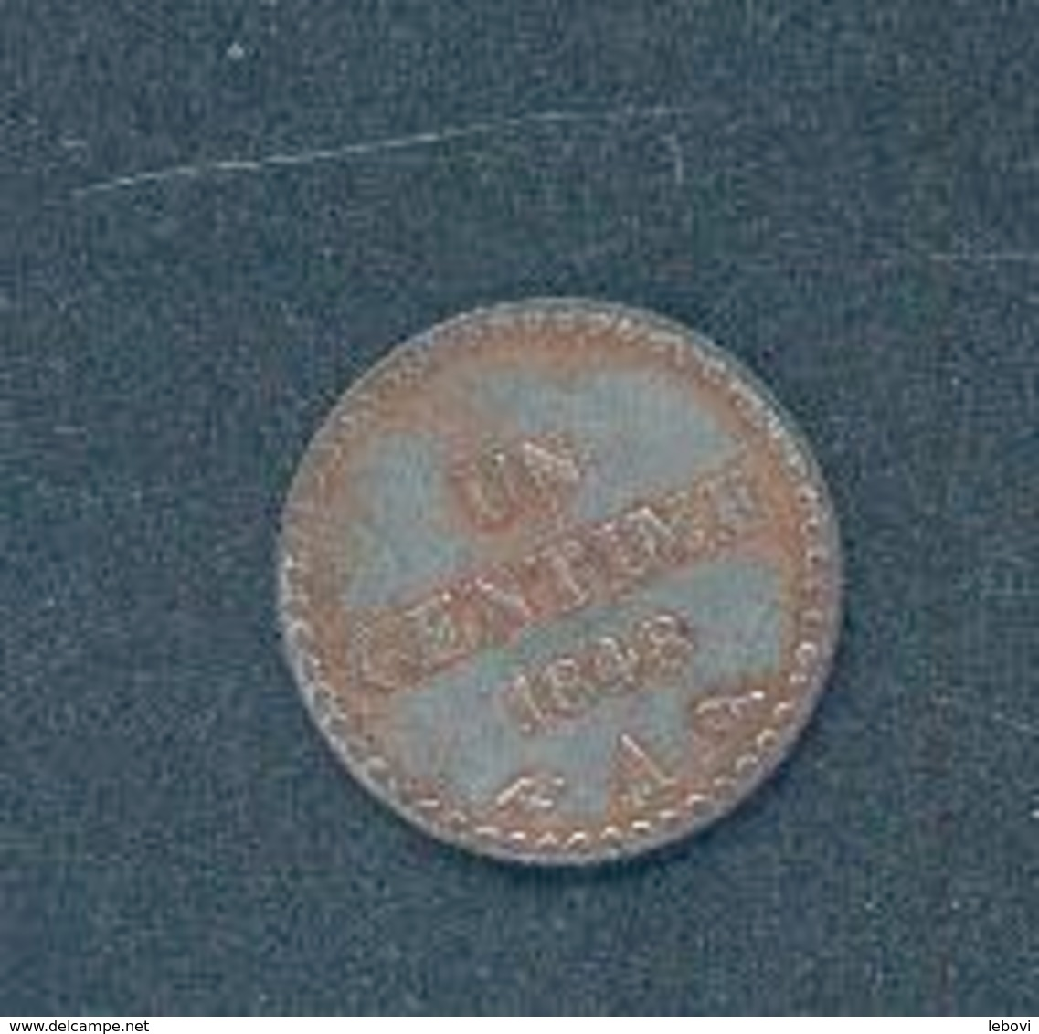 FRANCE - 1 Centime 1848 A - France