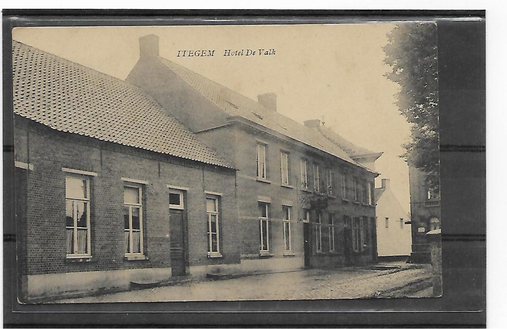 Itegem  Hotel De Valk - Heist-op-den-Berg