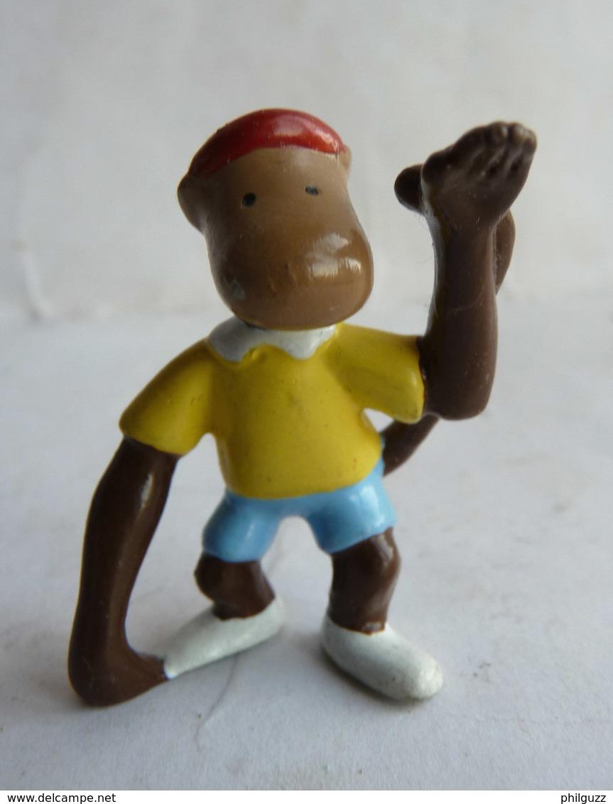 FIGURINE MARQUE INCONNUE BABAR  - DE BRUNHOFF ZEPHIR 1990 PVC - Figurines