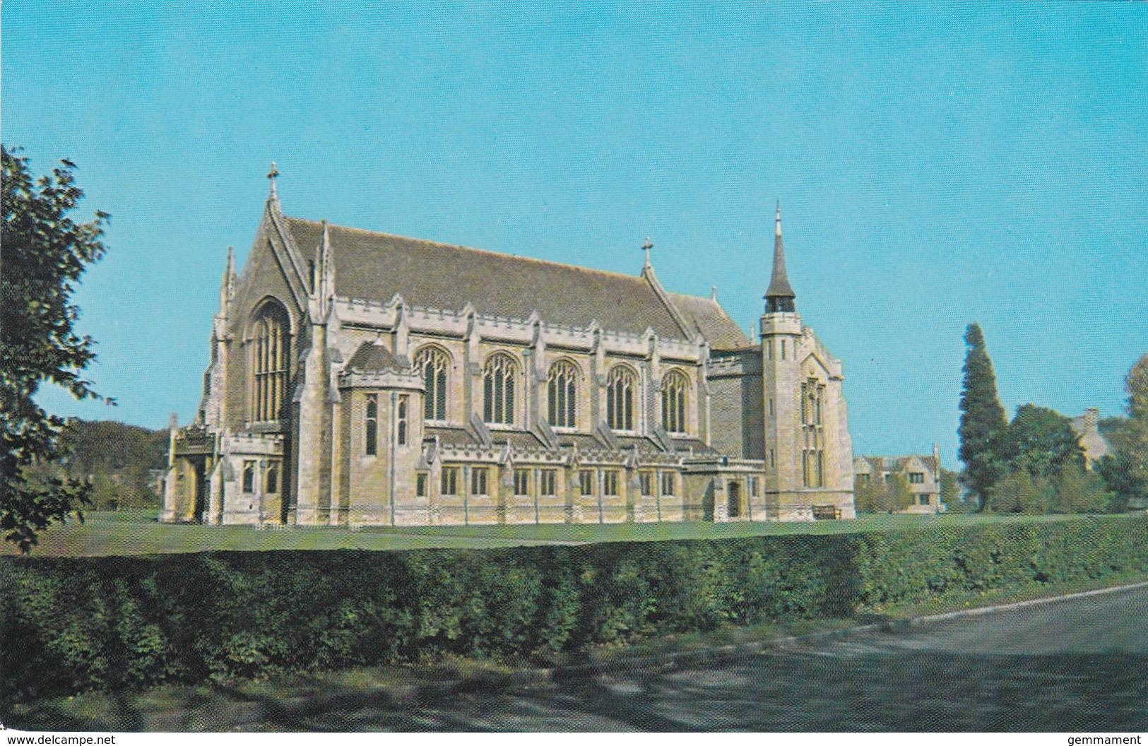 OUNDLE SCHOOL CHAPEL - Northamptonshire