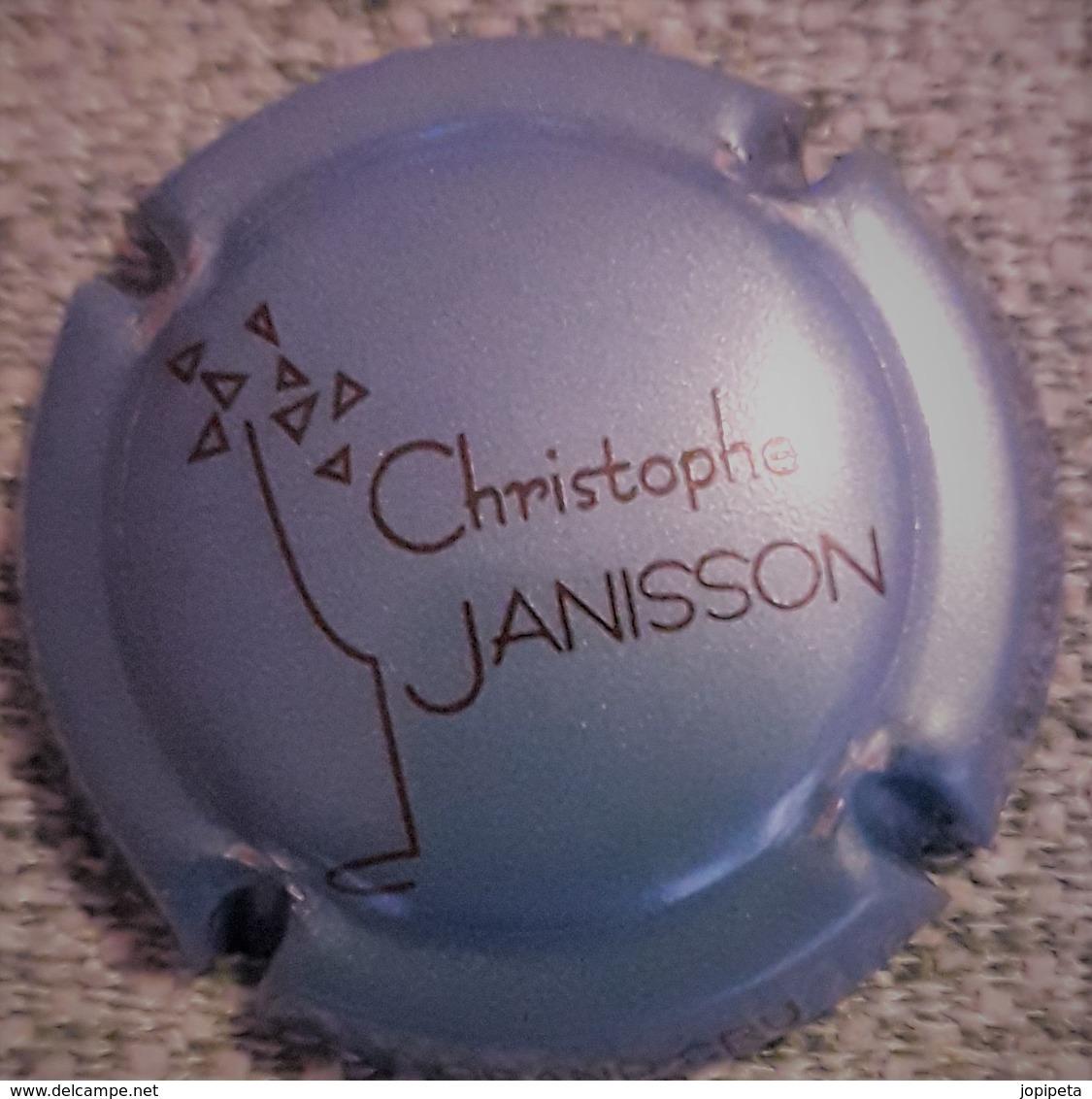 CAPSULE CHAMPAGNE  JANISSON - Champagne