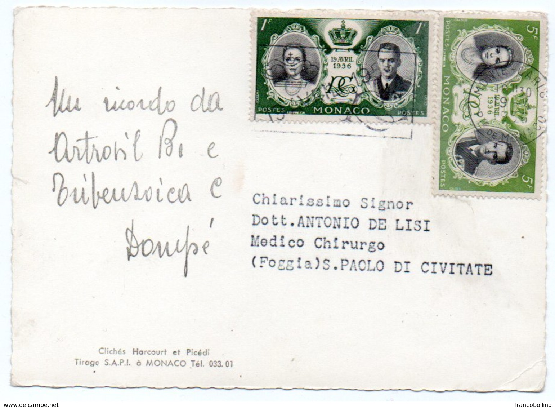 DEAR DOCTOR TYPE PUBL. ARTROSIL B1-TRIBENZOICA C/DOMPE' - MONACO-GRACE KELLY/S.A.S.RAINIER III - Salute