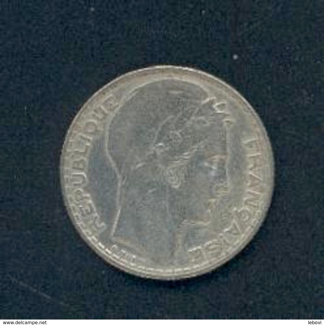 FRANCE - 10 Francs 1934 - France