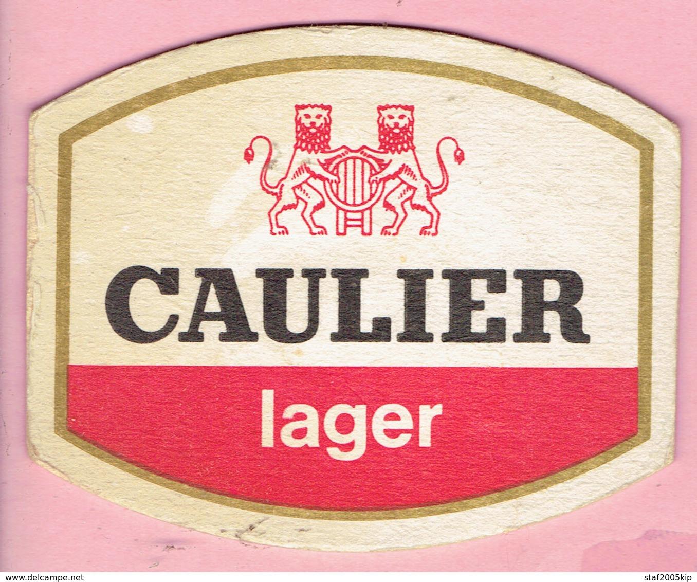 Bierviltjes - CAULIER - Lager - Sous-bocks