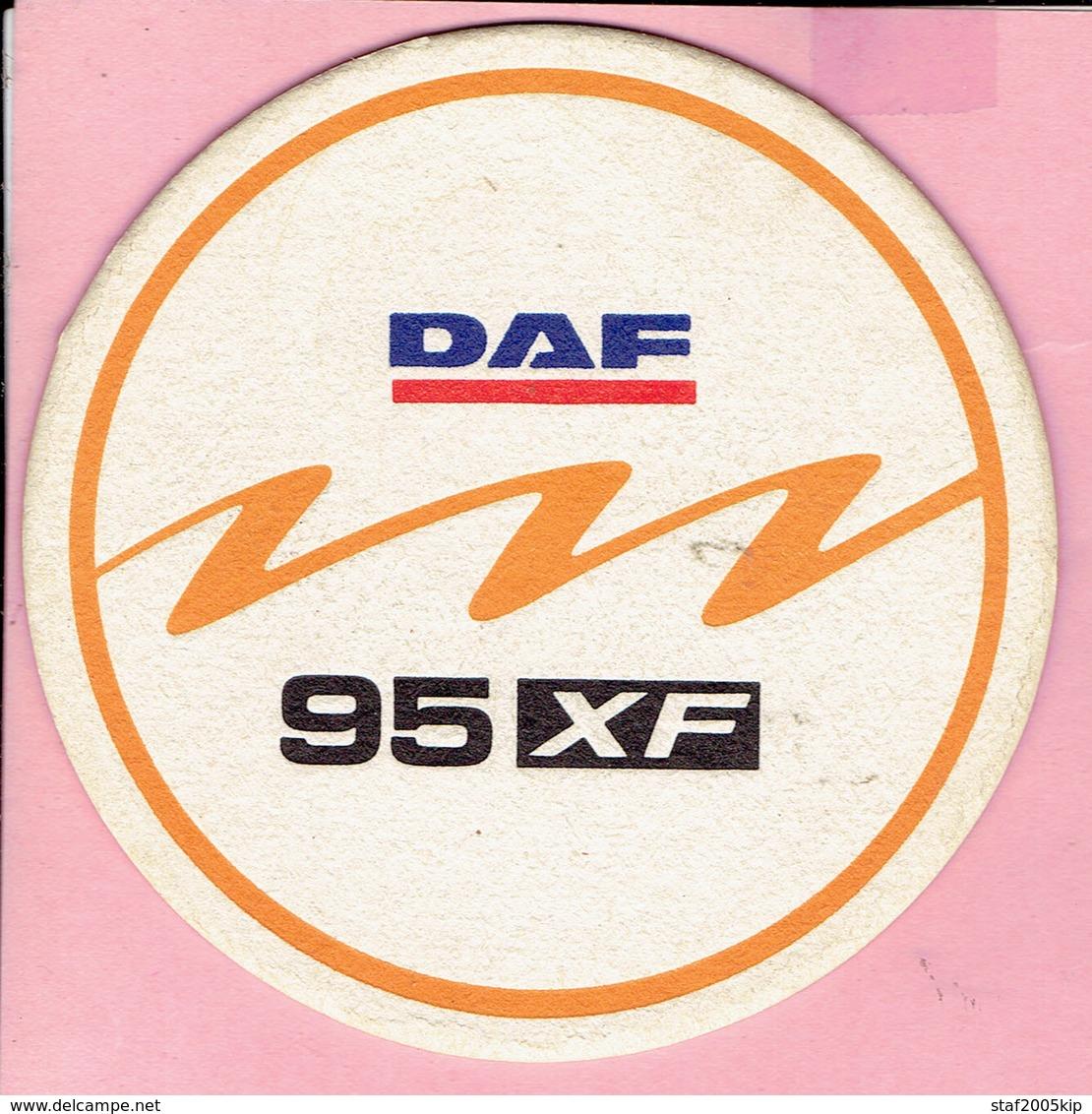 Bierviltjes - DAF 95 XF - Sous-bocks