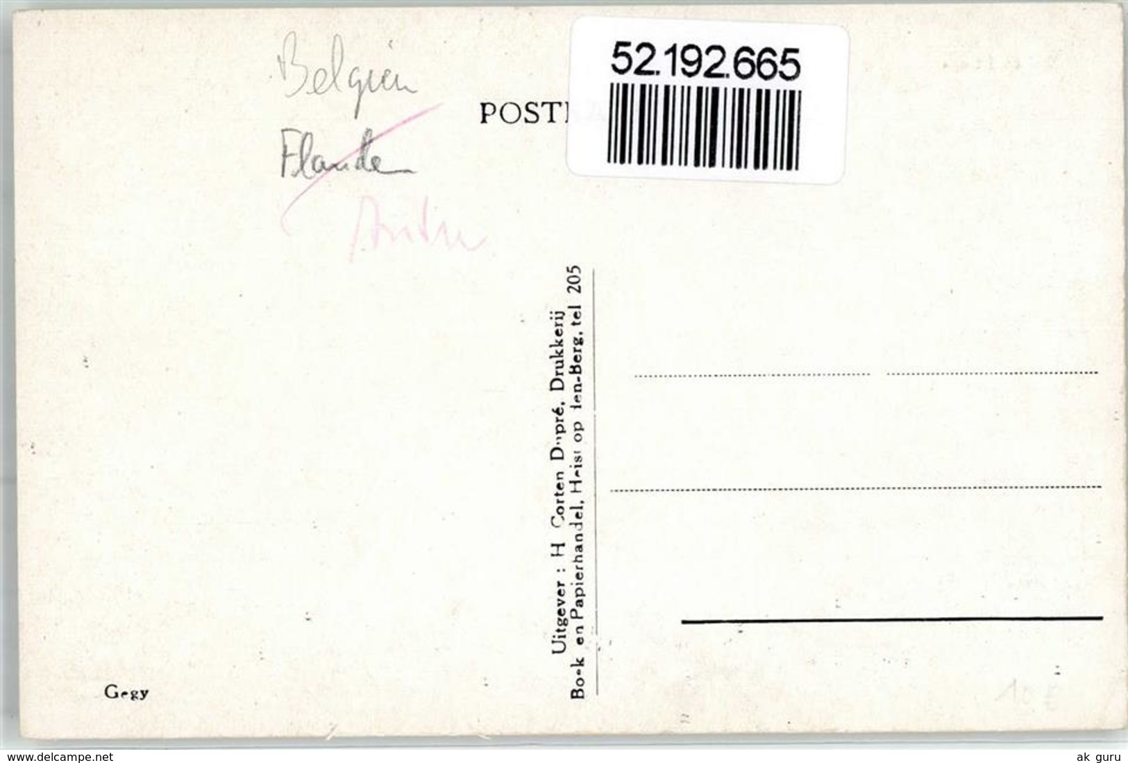 52192665 - Heist-op-den-Berg - Bélgica