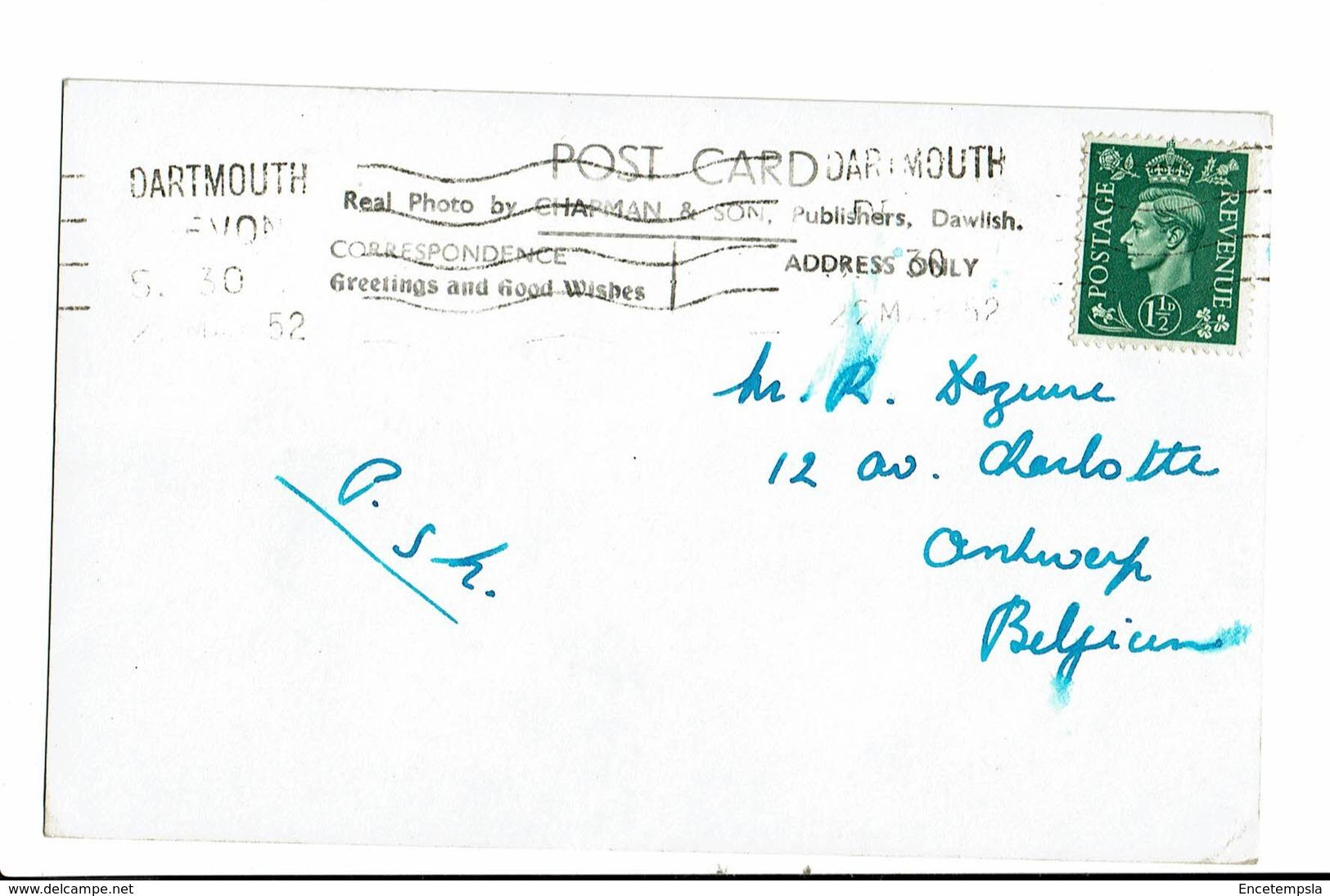 CPA - Carte Postale Royaume Uni- Dartmouth - -Dartmeet VM351 - England