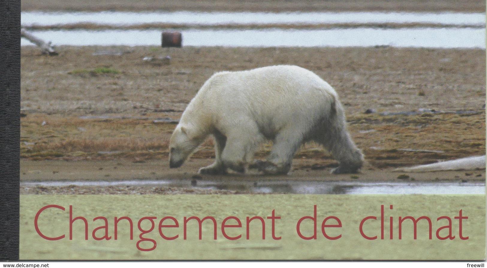 Changements Climatiques - Carnets