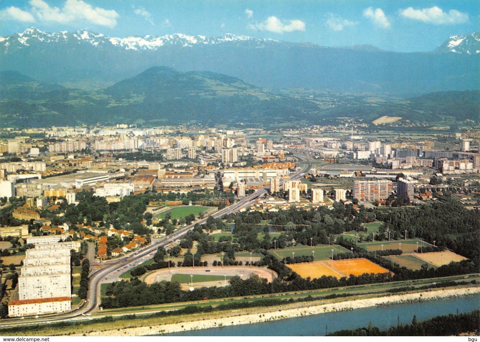 Grenoble (38) - Partie Sud De La Ville - Grenoble