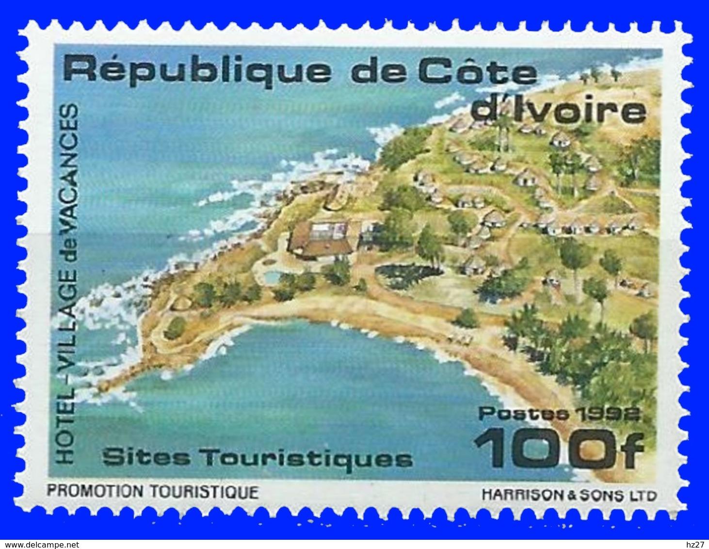 Côte D'Ivoire Ivory Coast  1992 Timbres N° 900 H  YT   Neuf** - Côte D'Ivoire (1960-...)