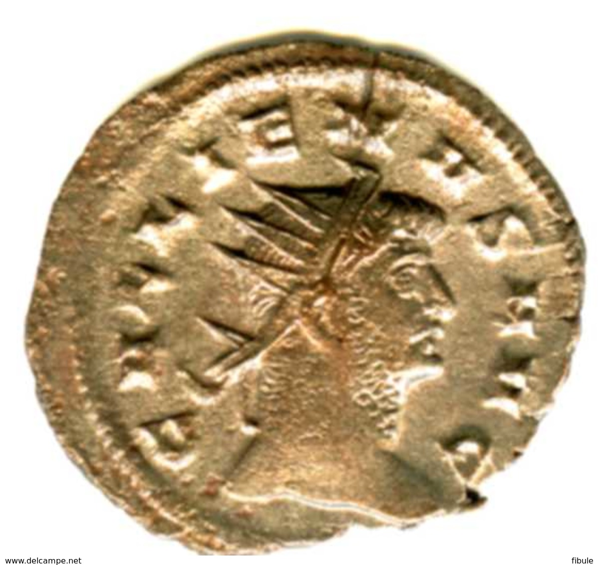 Monnaie Romaine De GALLIEN 253-268 - 5. L'Anarchie Militaire (235 à 284)