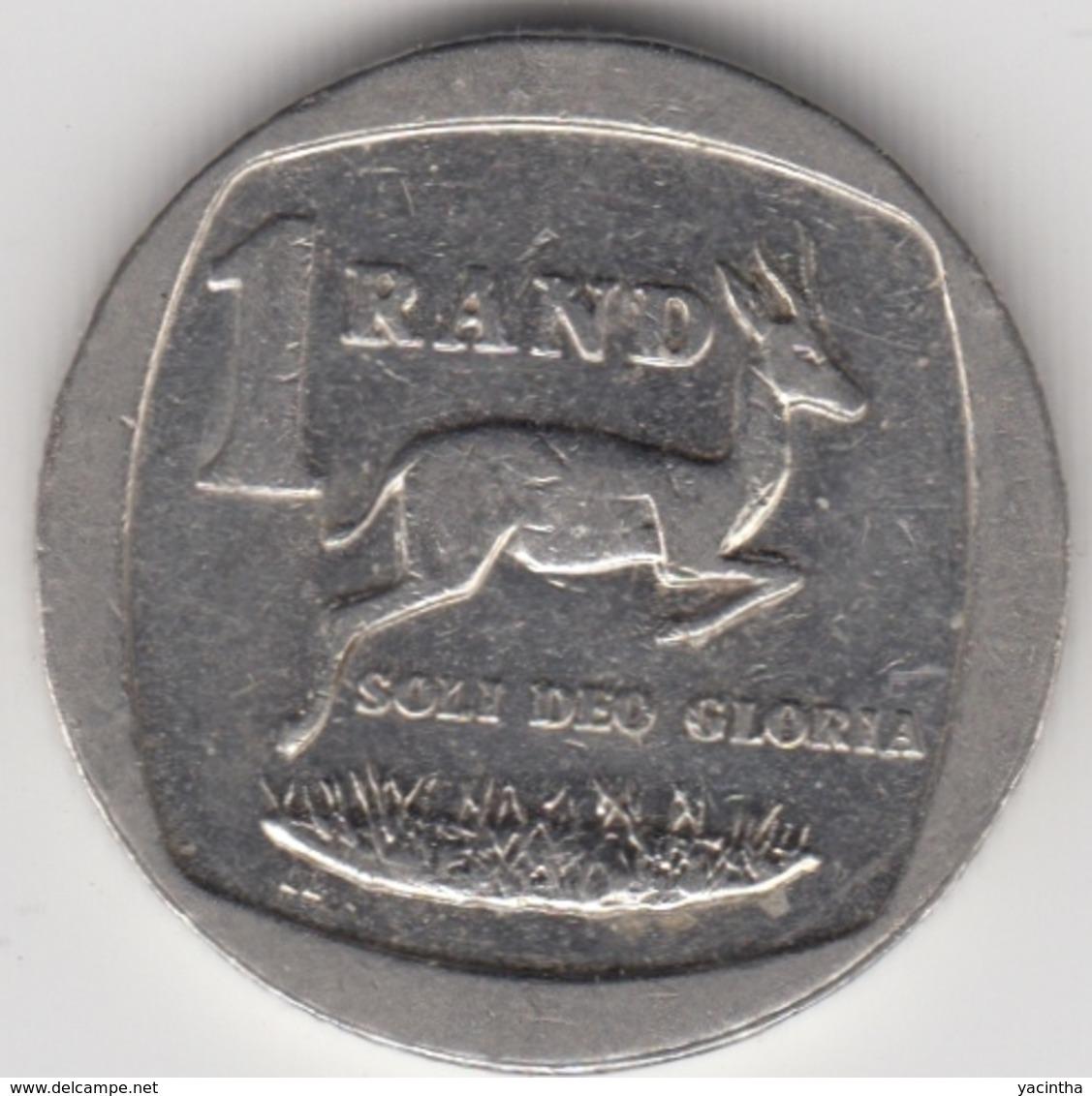 @Y@    Afrika   Tshipembe   1  Rand  2007   XF   (3856) - Monnaies